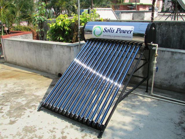 Kadata - Instalatii termice si sanitare, climatizare si panouri solare - Energie Regenerabila 2
